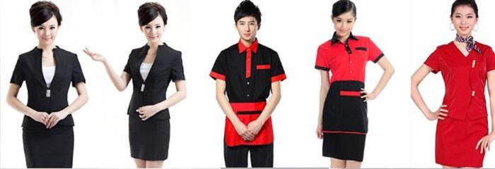 Đồng phục nhà hàng, KS, Cafe